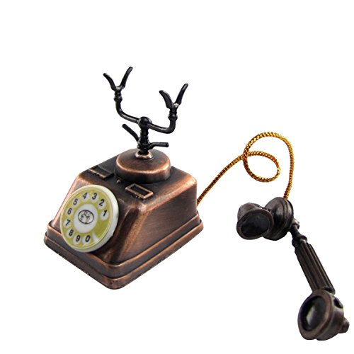 Die Cast French Telephone Pencil Sharpener Replica Desk Telephone
