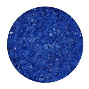 Cobalt Blue Opal Medium Frit, 8.5 Oz - 96 Coe