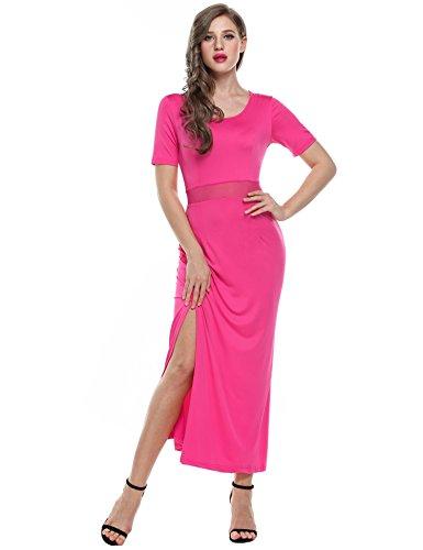ANGVNS Dress Women Sleeve Bodycon