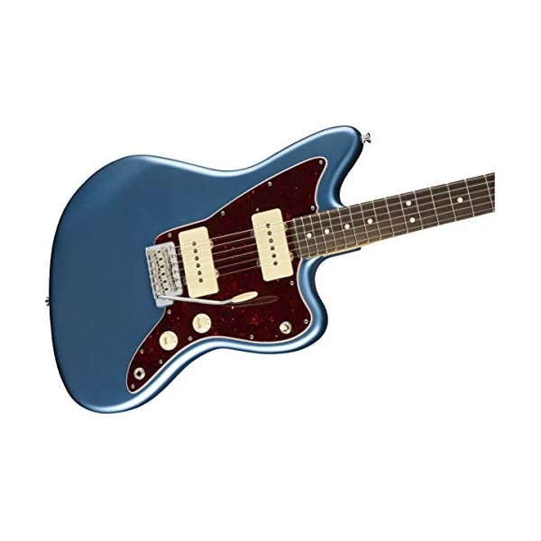 American Performer Jazzmaster RW (Satin Lake Placid Blue)