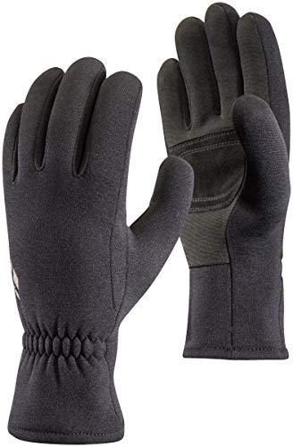 - Black Diamond Unisex Midweight ScreenTap Gloves Black LG