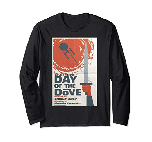 Star Trek Original Series Day Of The Dove Long Sleeve Tee