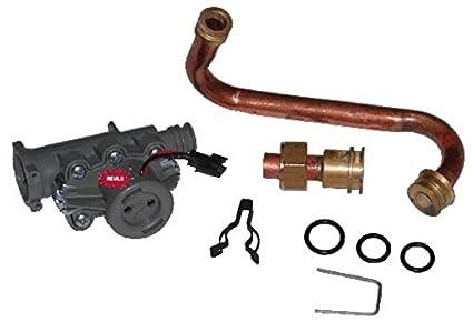 Hidrogenerador calentador Junkers WR11G23S2805 8707406104