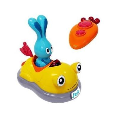 Jojo\'s Bump Bump Remote Control Car: Toys & Games [5Bkhe0207077]