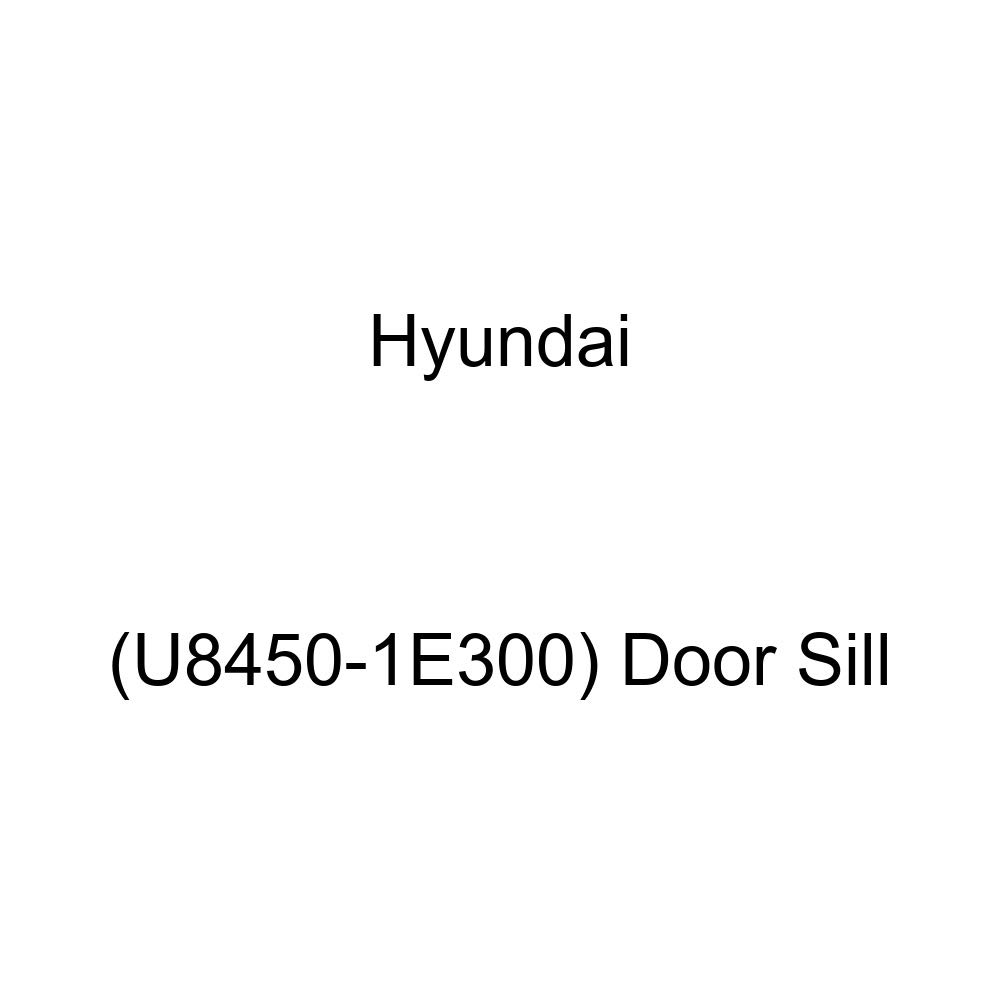 U8450-1E300 Genuine Hyundai Door Sill