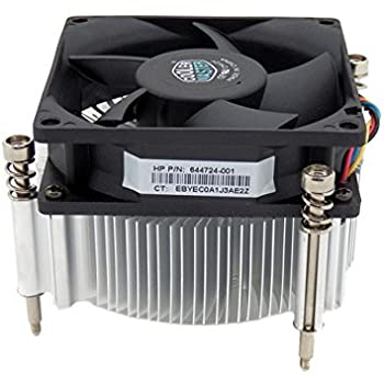 Amazon com: Cooler Master DC12 045A Fan 80x25mm 4W FA08025M12LPA