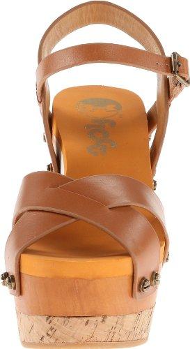 Flogg Kvinna Lexi Wedge Sandal Bagage