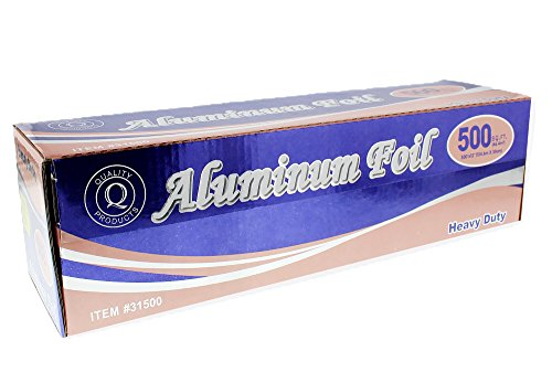 Quality Products 500 Sq Ft Aluminum Foil Roll