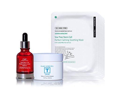 Plant Stem Cell Beauty Sebum Control Cream Anti Aging