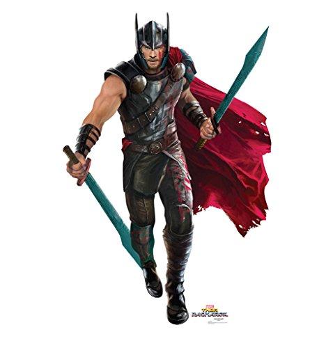 Thor - Thor: Ragnarok (2017 Film) - Advanced Graphics Life Size Cardboard Standup