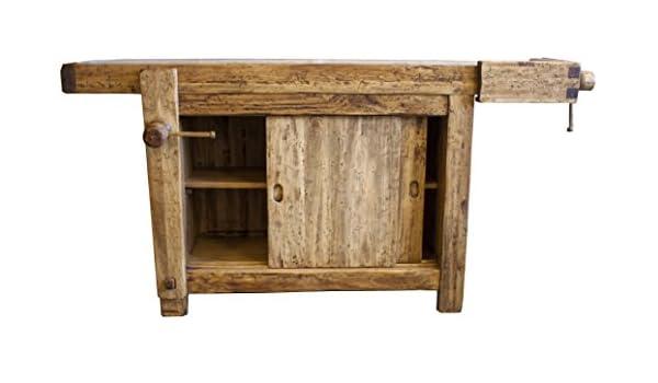 Banco carpintero madera: Amazon.es: Hogar