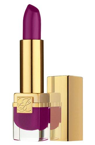 Violet Pure Lipstick (Estée Lauder Violet Underground Pure Color Velvet Lipstick BLACK CASSIS)