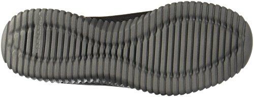 Skechers Hombres Elite Flex Muzzin Negro / Carbón Venta 100% Original Profesional de liquidación 3vSertu94f