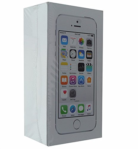 Apple Iphone 5s 16gb Silver (Boost Mobile)