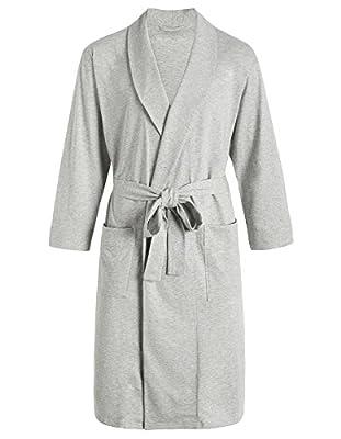 Latuza Men's Cotton Robe