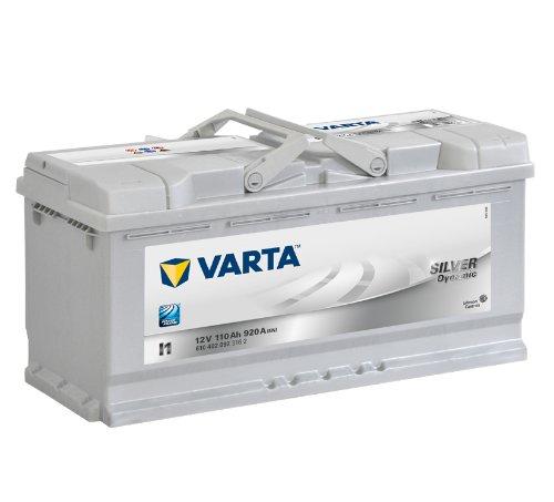 I1 - Varta Silver Dynamic Car Battery (020):