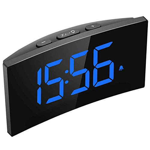 PICTEK Digital Alarm Clock