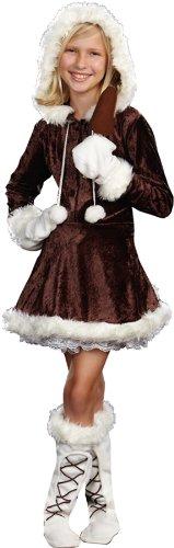 Eskimo Cutie Pie Child Costume (Small) ()