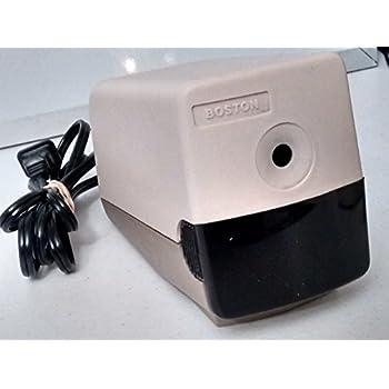 Amazon Com Boston Electric Pencil Sharpener Model 19