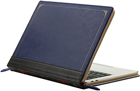 MOSISO Leather Zippered Compatible MacBook