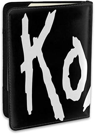 コーン バンド Korn Band パスポートケース メンズ レディース パスポートカバー パスポートバッグ ポーチ 6.5インチ PUレザー スキミング防止 安全な海外旅行用 収納ポケット 名刺 クレジットカード 航空券