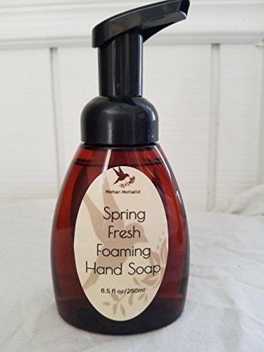 Spring Fresh Foaming Hand Soap by Herban Herbalist