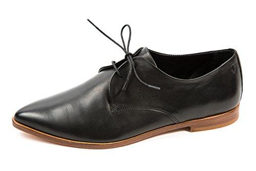 Femmes Vagabonde Daphné Affaires Oisif Chaussures Basses Noir