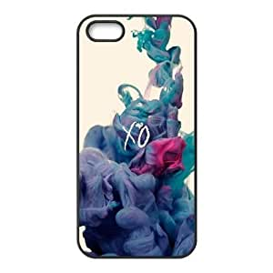 WEUKK The Weeknd XO iPhone 5,5S,5G case cover, personalized cover case for iPhone 5,5S,5G The Weeknd XO, personalized The Weeknd XO cell phone case