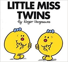 7ee0705a Little Miss Twins (Little Miss Classic Library): Amazon.co.uk: Roger  Hargreaves: 9781405235143: Books