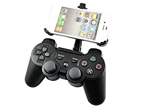 Gimmick Five Dedicated Game Holder Mount Clip for PS3 Controller Joystick for iPhone 5 5S