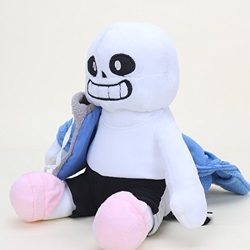 Amazon.es: New Arrival Undertale Sans Plush Soft Toy Doll For Kids Gift-Nueva Llegada Undertale Sans Suave De La Felpa Muñeca De Juguete para Niños Regalo: ...