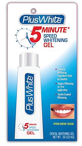 Plus White 5 Minute Premier Speed Whitening Gel, 0.50 Ounce