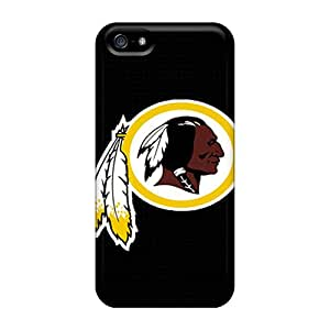 Cute Tpu Strahan Washington Redskins Case Cover For Iphone 5/5s