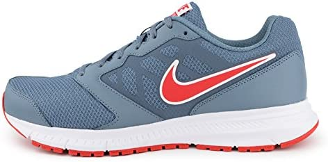 Nike Downshifter 6 MSL - Zapatillas de Running para Hombre, Color Gris/Rojo/Blanco, Talla 40.5: Amazon.es: Zapatos y complementos