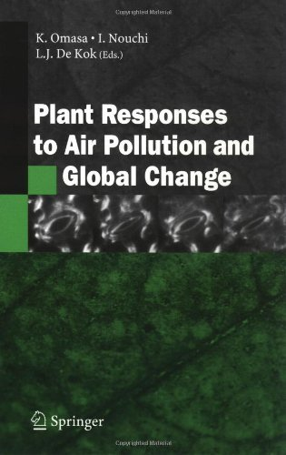By Kenji Omasa - Plant Responses to Air Pollution and Global Change pdf epub