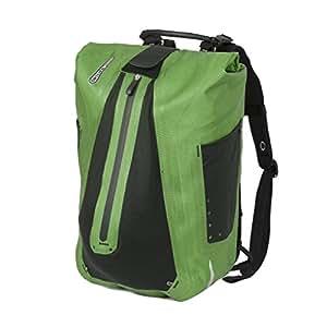 Amazon.com: Ortlieb Vario ql2.1 Pannier/Mochila Verde Musgo ...