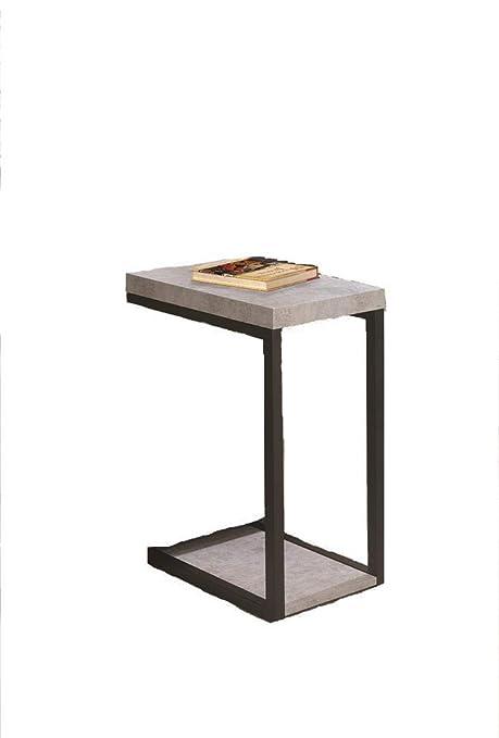 Amazon.com: Coaster Company de América Cemento y negro Snack ...