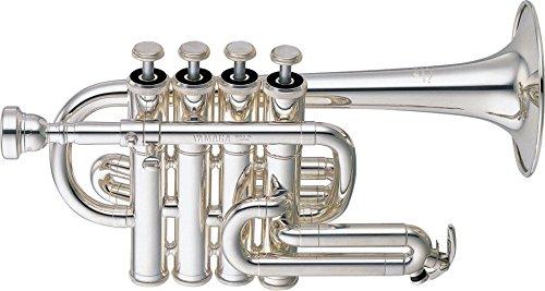 Yamaha YTR-6810S Series Bb / A Piccolo Trumpet by Yamaha