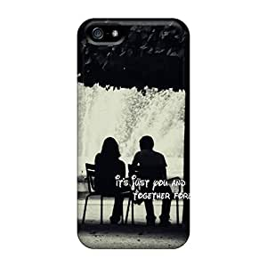 Sanp On Cases Covers Protector For Iphone 5/5s (its Just U And Me)