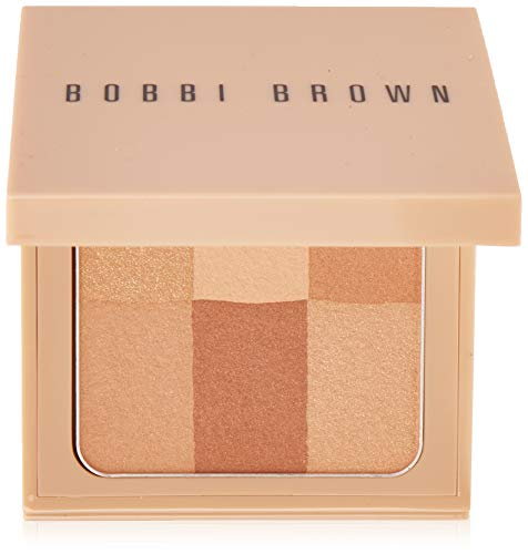 Bobbi Brown Nude Finish Illuminating Powder – Buff By Bobbi Brown for Women – 0.23 Oz Powder, 0.23 Oz