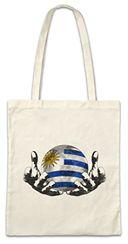 Urban Backwoods Uruguay Magic Ball Bolsas de la Compra Reutilizables