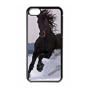 Horse ZLB534472 DIY Case for Iphone 5C, Iphone 5C Case