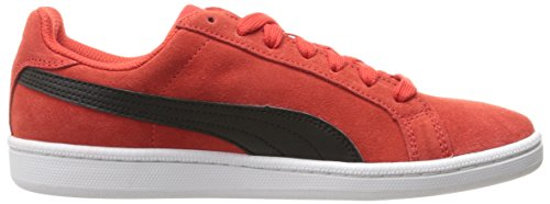 SD Black Red Men's Puma High Fashion Risk puma Sneaker Smash wCnzq4