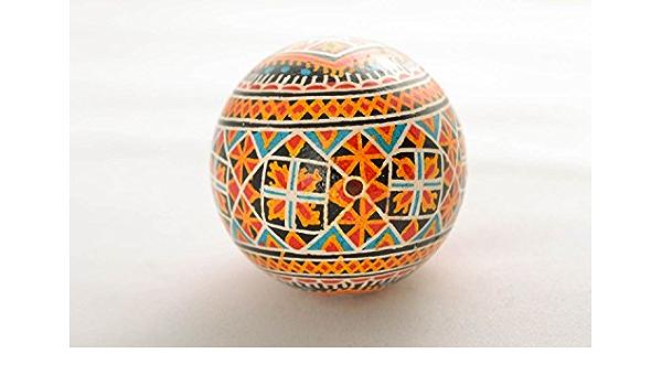 Huevo de Pascua pintado con tintes de anilina: Amazon.es: Hogar