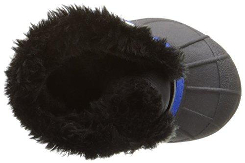 Sorel Commander-K Snow Boot, Black/Super Blue,5 M US Toddler by SOREL (Image #7)