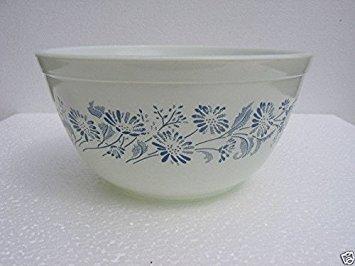 - Vintage Pyrex Nesting Colonial Mist Mixing Bowl 1.5 Quart