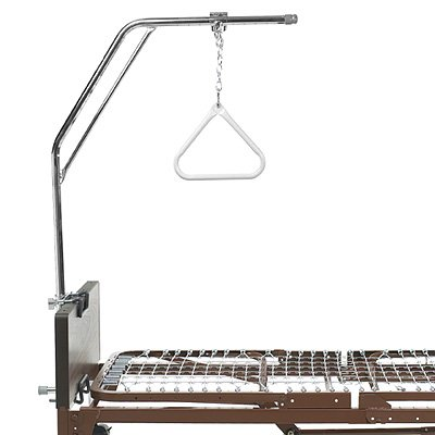 Invacare Offset Trapeze Bar - Octagon Tube by Invacare