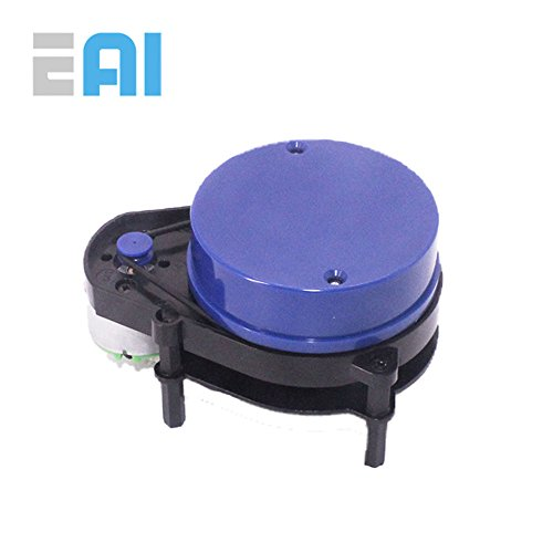 SmartFly info LIDAR-053 EAI YDLIDAR X4 LIDAR Laser Radar Scanner Ranging Sensor Module 10m 5k Ranging Frequency for ROS SLAM Robot (Best Low Cost 3d Scanner)