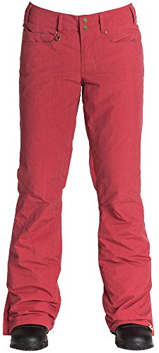 Roxy Wood Run Snowboard Pants Womens Sz M (Roxy Snow Pants)