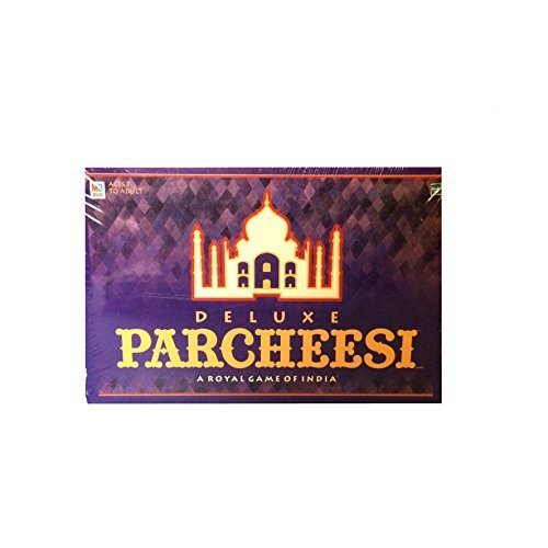 Deluxe Parcheesi- A Royal Game of India 1999